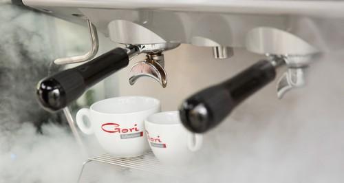 Gori Kaffee aus eigener Kleinrösterei