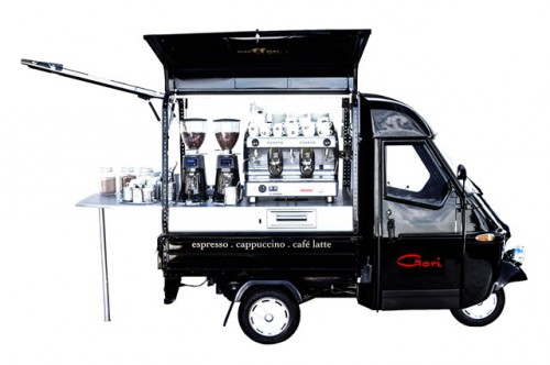 Gori-Kaffee kommt zu Ihnen!